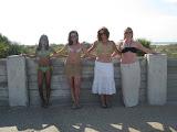 Aneesa, Jules, Jenna & Lizzie