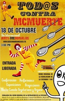 Día Internacional Anti-McDonalds