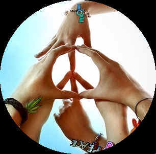 Peace Sign peace | Glogster