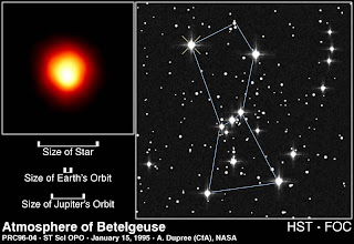 Betelgeuse, 2012, explode, end of the world, doomsday, supernova, twin suns, Orion