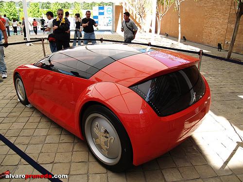 carros del futuro. LOS AUTOS DEL FUTURO