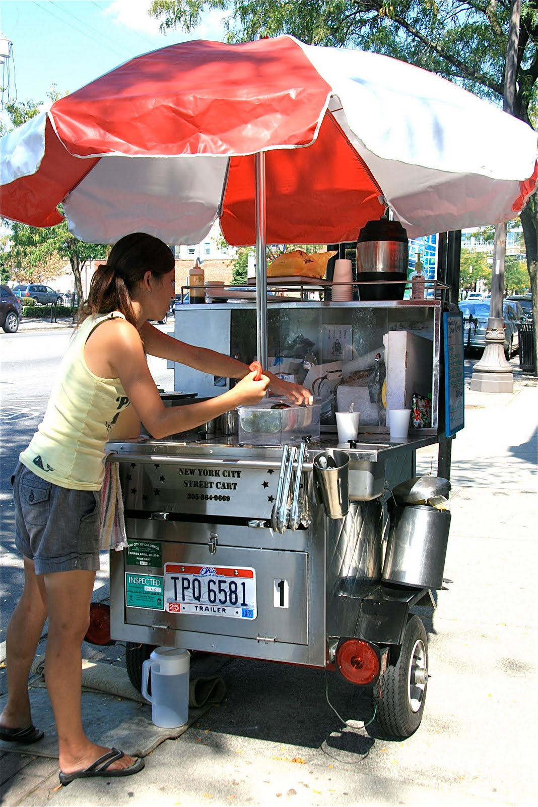 Crepe Food Carts http://coolcolumbus.blogspot.com/2010/09/japanese-crepe-cart.html