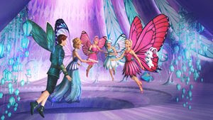 Barbie Movie Barbie Mariposa