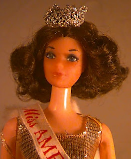 Barbie dolls Miss America