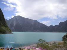 Explore the beauty of Mt.Pinatubo