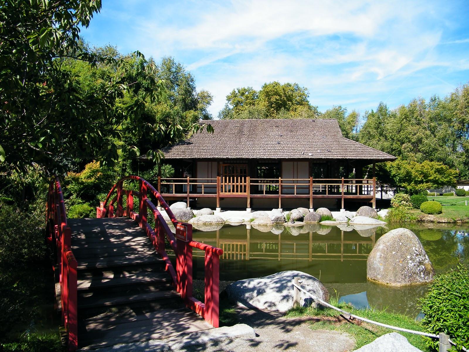 Le piment et le coq o el chile y el gallo jap n en toulouse for Jardin japones toulouse