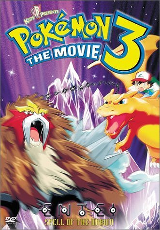 ?? V??ng C?a Th�p Pha L� Entei (Thuy?t Minh) - Pokemon Movies 3
