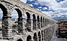 A Ancient Aquaduct Delivering Fresh Water
