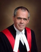 Chief Judge Hugh Stansfield - Appointed By Gordon Campbell