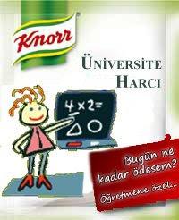 Knorr Üniversite Harcı