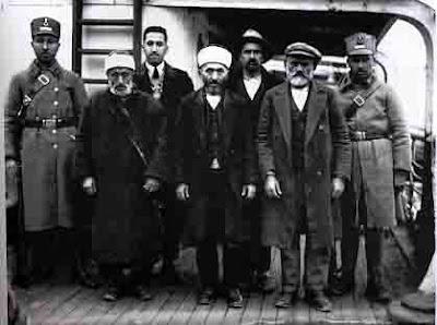 Derviş Mehmet ve Suç Ortakları