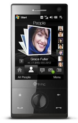 HTC'nin yeni ürünü Touch Diamond,telefon,teknoloji