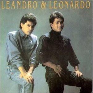 CD Leandro e Leonardo - Discografia