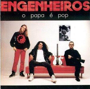 CD Engenheiros do Hawaii - O Papa é Pop 1990