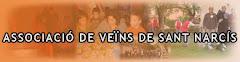 Web Associació de Veïns de Sant Narcís