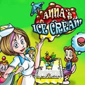 Game Anna's Ice Cream