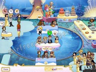 Game Wedding Dash Ready, Aim, Love!