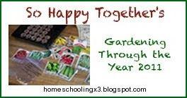 Weekly Gardening Posts: