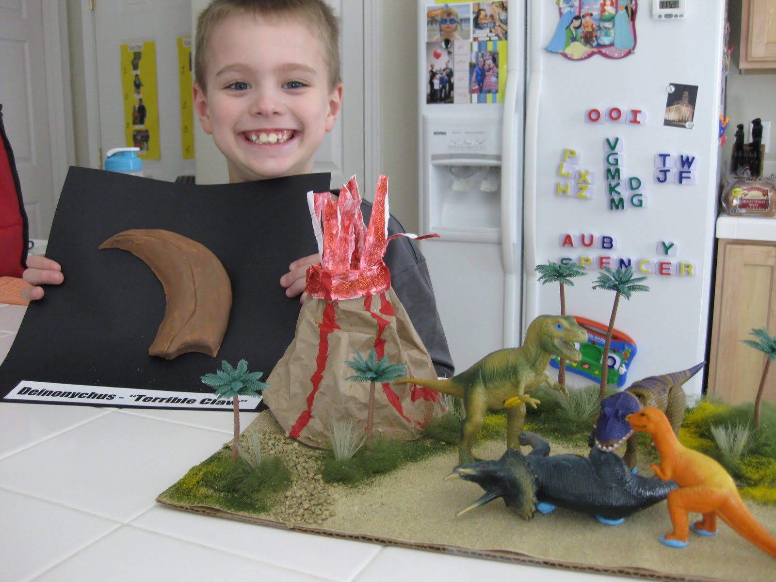 dinosaur science fair projects How do you fit dinosaurs into the bible you don't you use the bible, the infallible word of the creator, to understand dinosaurs.