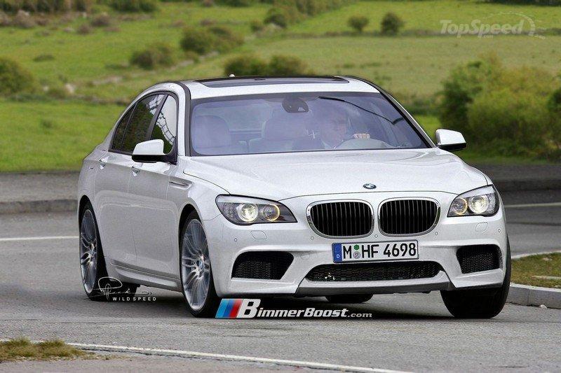 2011 New BMW M7