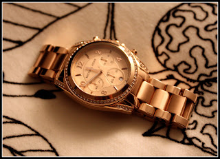 Michael Kors Rose Gold Watch Review