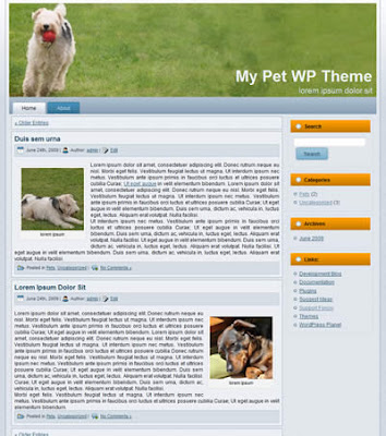 wp theme pet