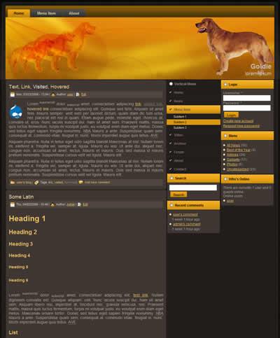 drupal themes free download