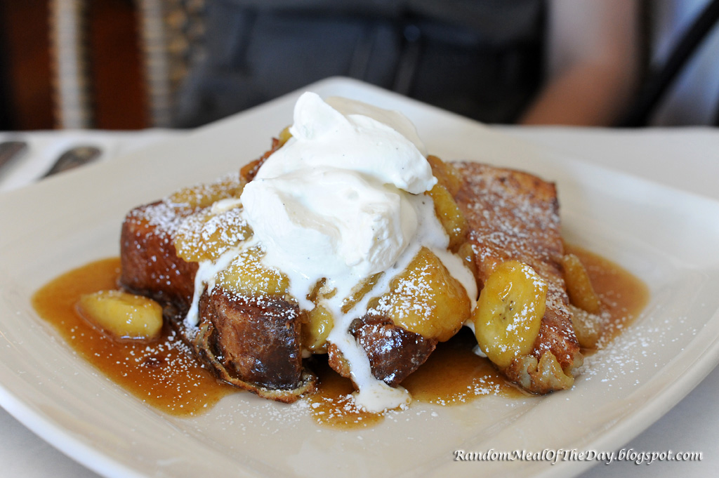 ... french pa1210 bananas foster french bananas foster french toast