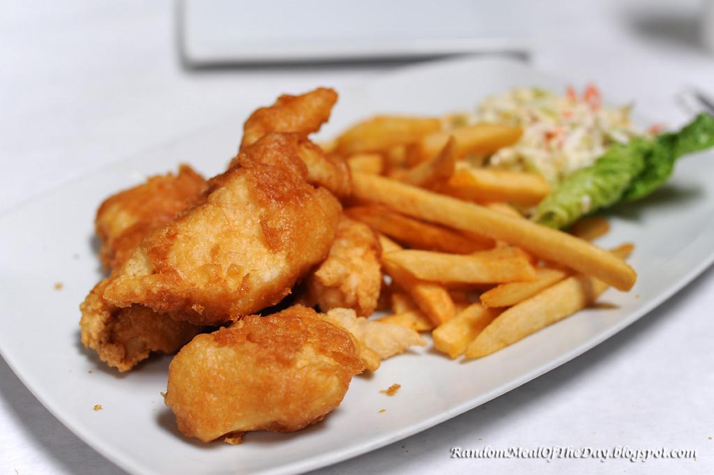 Random Meal Of The Day El Segundo Fish Co Fish N 39 Chips