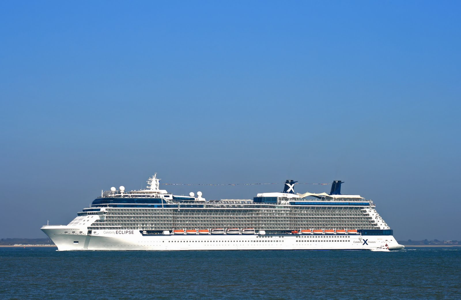 celebrity eclipse   characteristics and pictures of a new