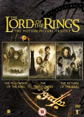 Trilogia O Senhor dos Anéis DVDRip Dual Audio