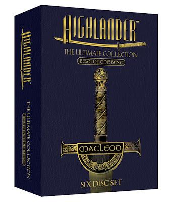 Coleção Highlander   Dublado