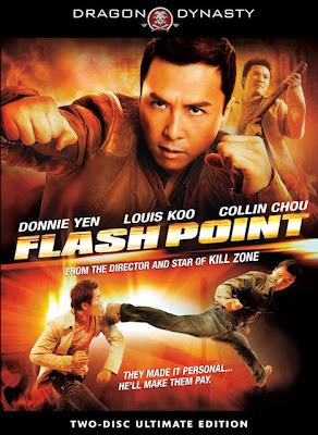 Filme Poster Flashpoint DVDRip XviD + Legenda