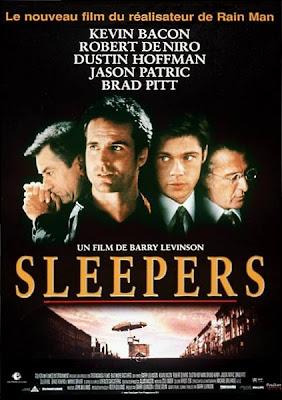Filme Poster  Sleepers - A Vingança Adormecida DVDRip RMVB Dublado