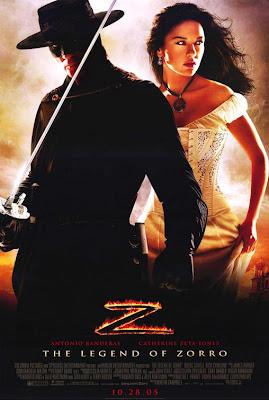 Assistir Filme A Lenda do Zorro Dublado Online