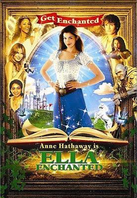 Filme Poster Uma Garota Encantada DVDRip XviD Dublado