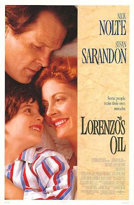 Filme Poster O Óleo de Lorenzo DVDRip RMVB Dublado