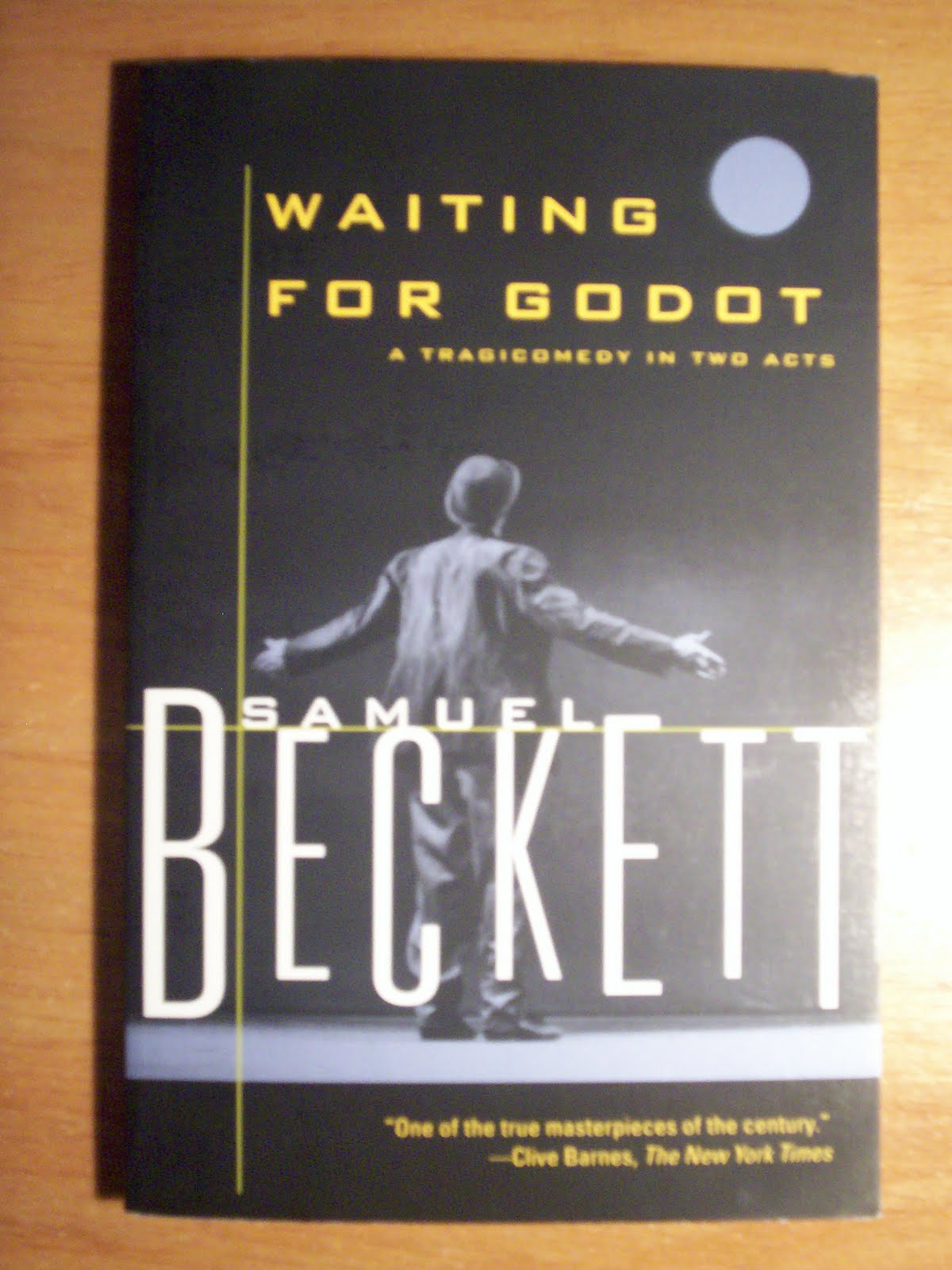 Waiting for godot novel. Book Review: Waiting for Godot