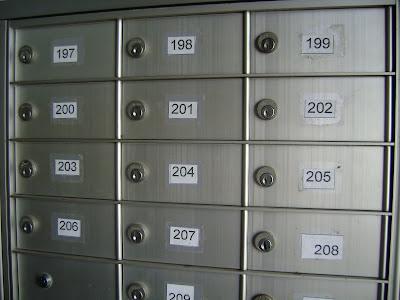 Nicaragua people and places post office oficina de correos for Oficina correos granada