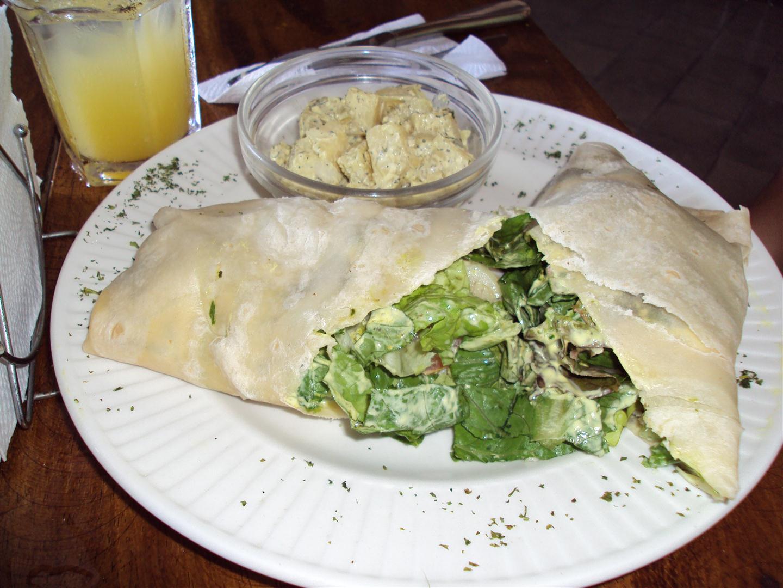 The Garden Cafe Granada Nicaragua Menu