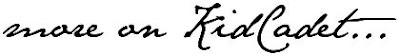 KidCadet Signature