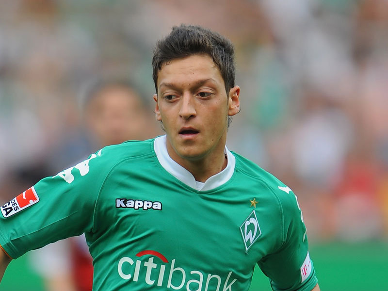 Now Real madrid and Bremen has