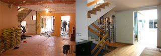 proyecto realizado de diseño interior
