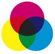 colores primarios sustractivos