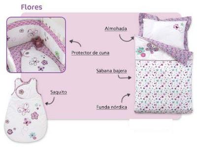 mariposas son los protagonistas en este conjunto de ropa de cama