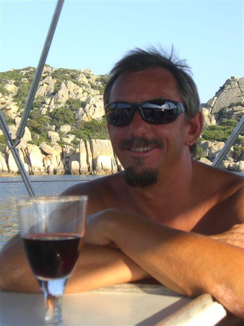 pirata viagem, segeln zwischen Korsika und Sardinien