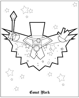 Jimbo 39 s coloring pages for Paper bowser coloring pages