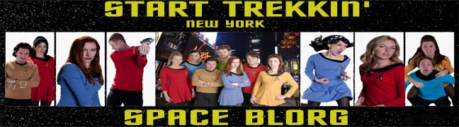 Start Trekkin NY SpaceBlorg
