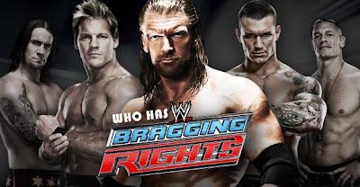 Bragging Rights 2010 Smackdown vs Raw Wwe Smackdown vs Raw 2010