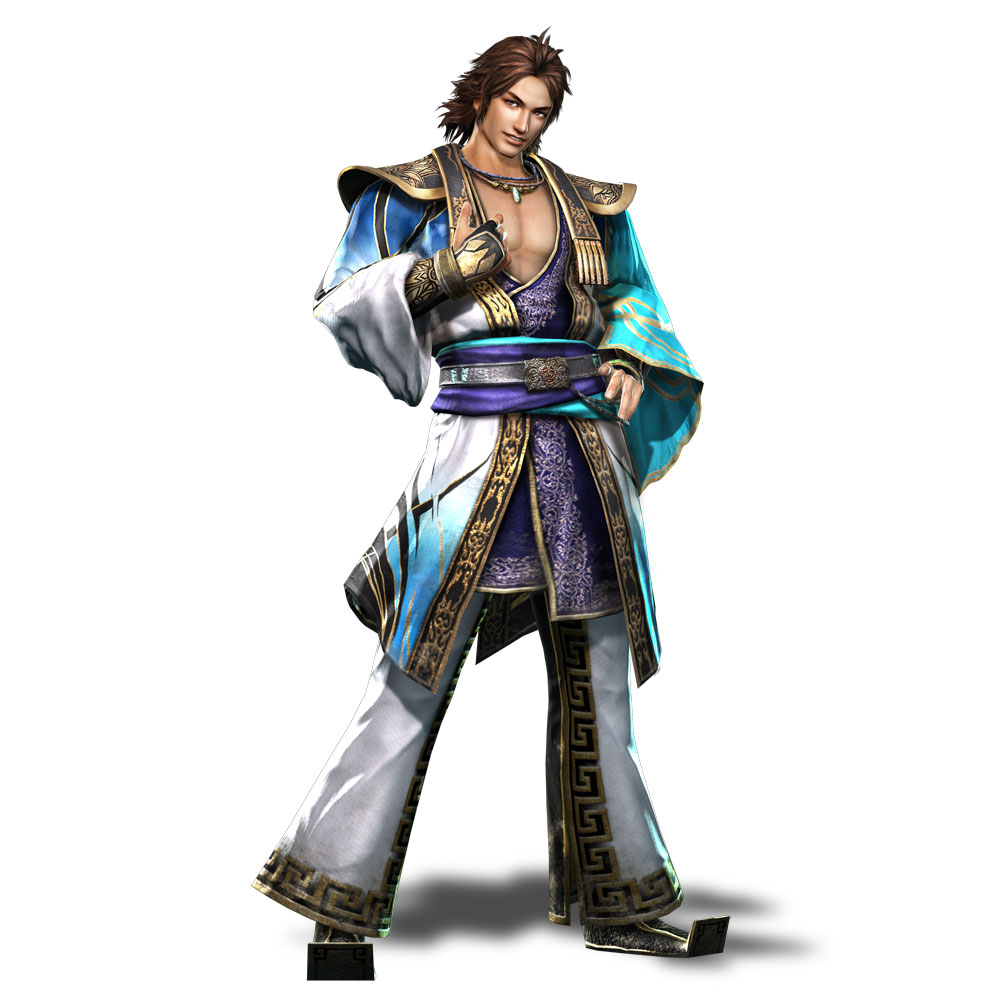 Dynasty Warriors HD & Widescreen Wallpaper 0.635567562262323